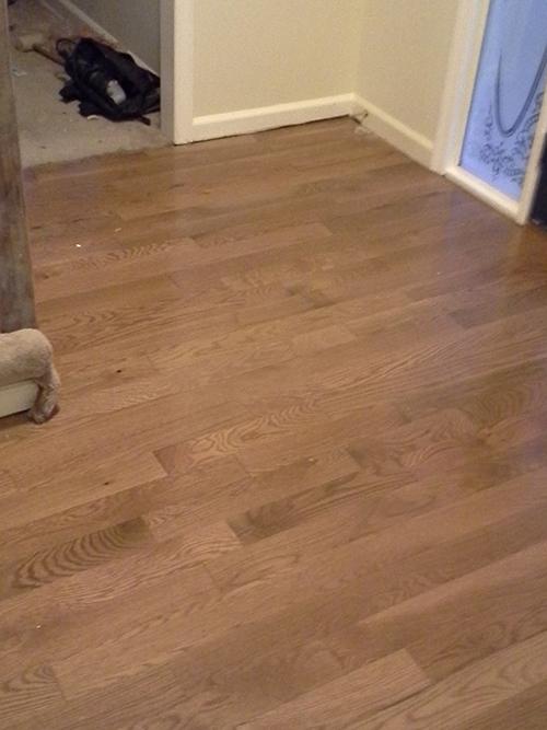 Oak wood flooring - Ooltewah, TN