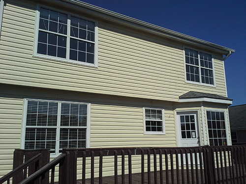 Gallet Handyman Services Llcvinyl Siding Repair And