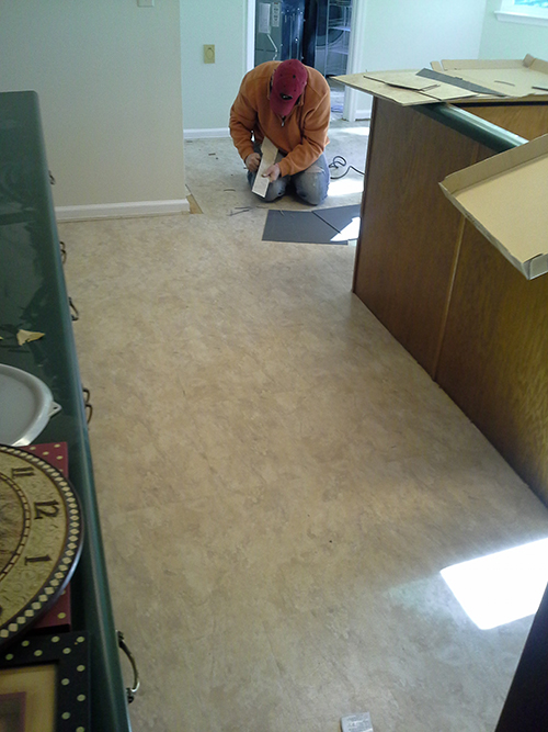 Vinyl Tile Installation Ooltewah, TN
